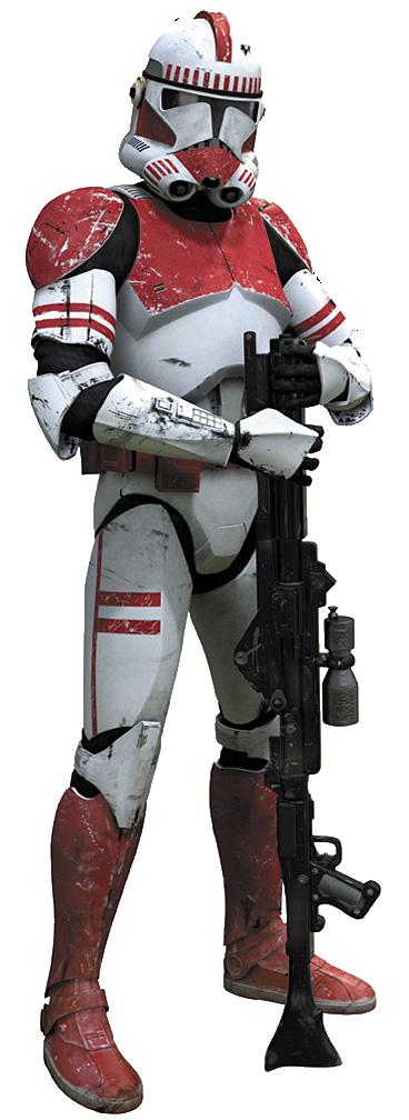 Ударный солдат-клон