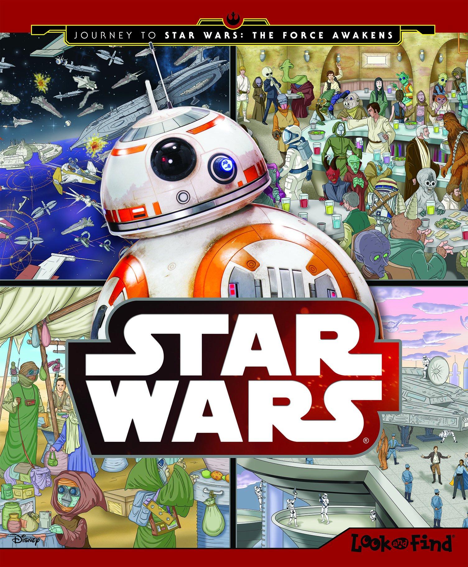 Звёздные войны: Ищи и находи (2015)