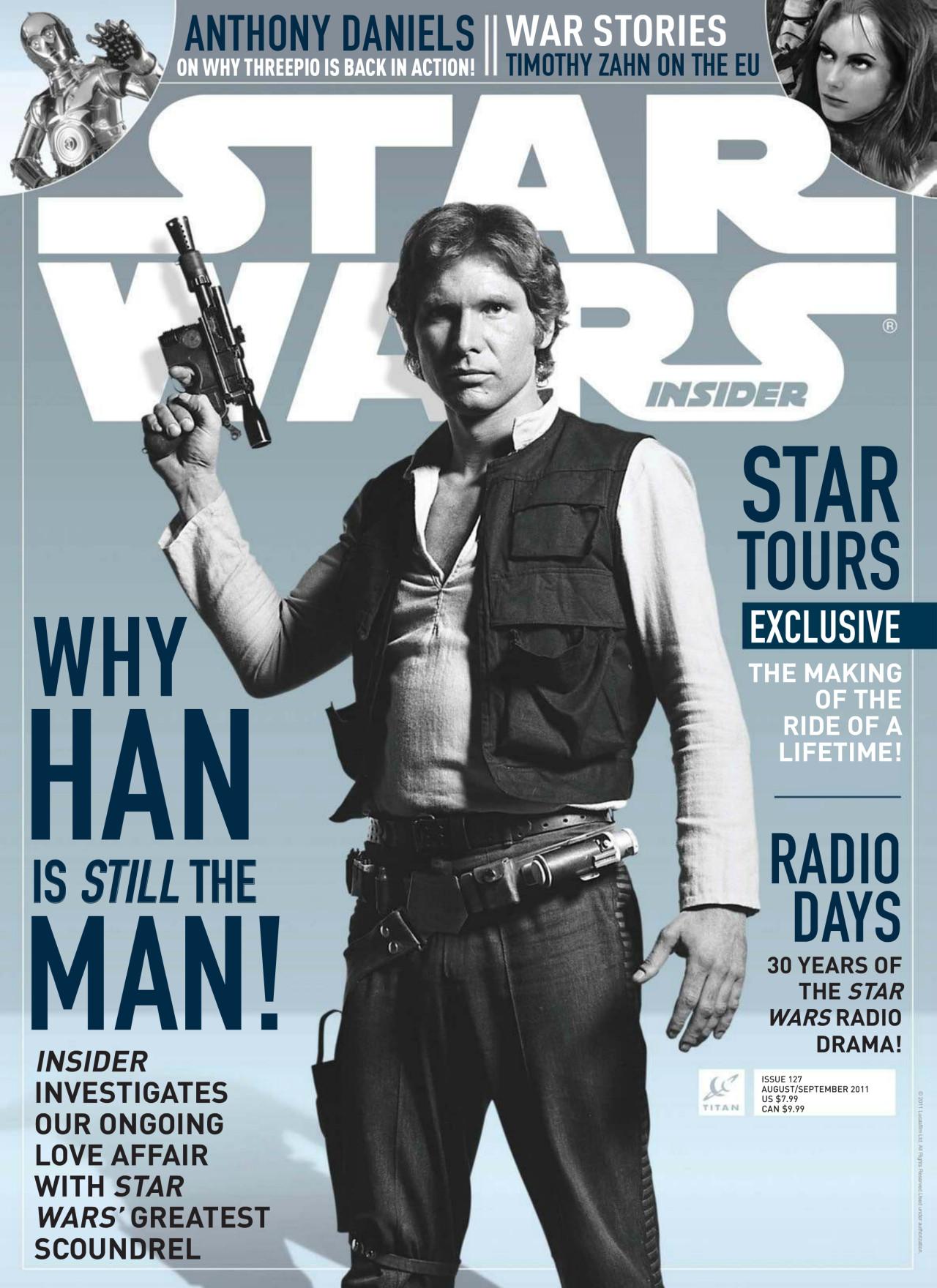 Star Wars Insider 127