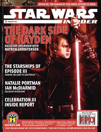 Star Wars Insider 82