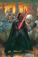 Target Vader 2 unlettered cover