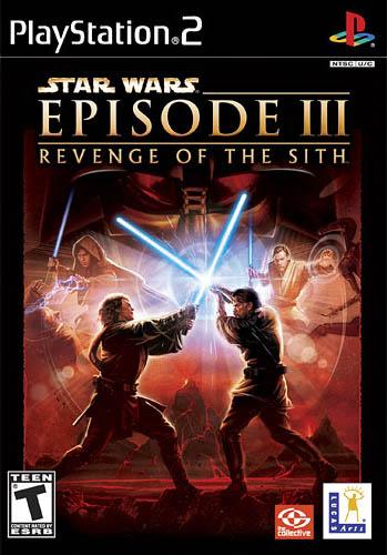 Star Wars. Episode III: Revenge of the Sith (видеоигра)
