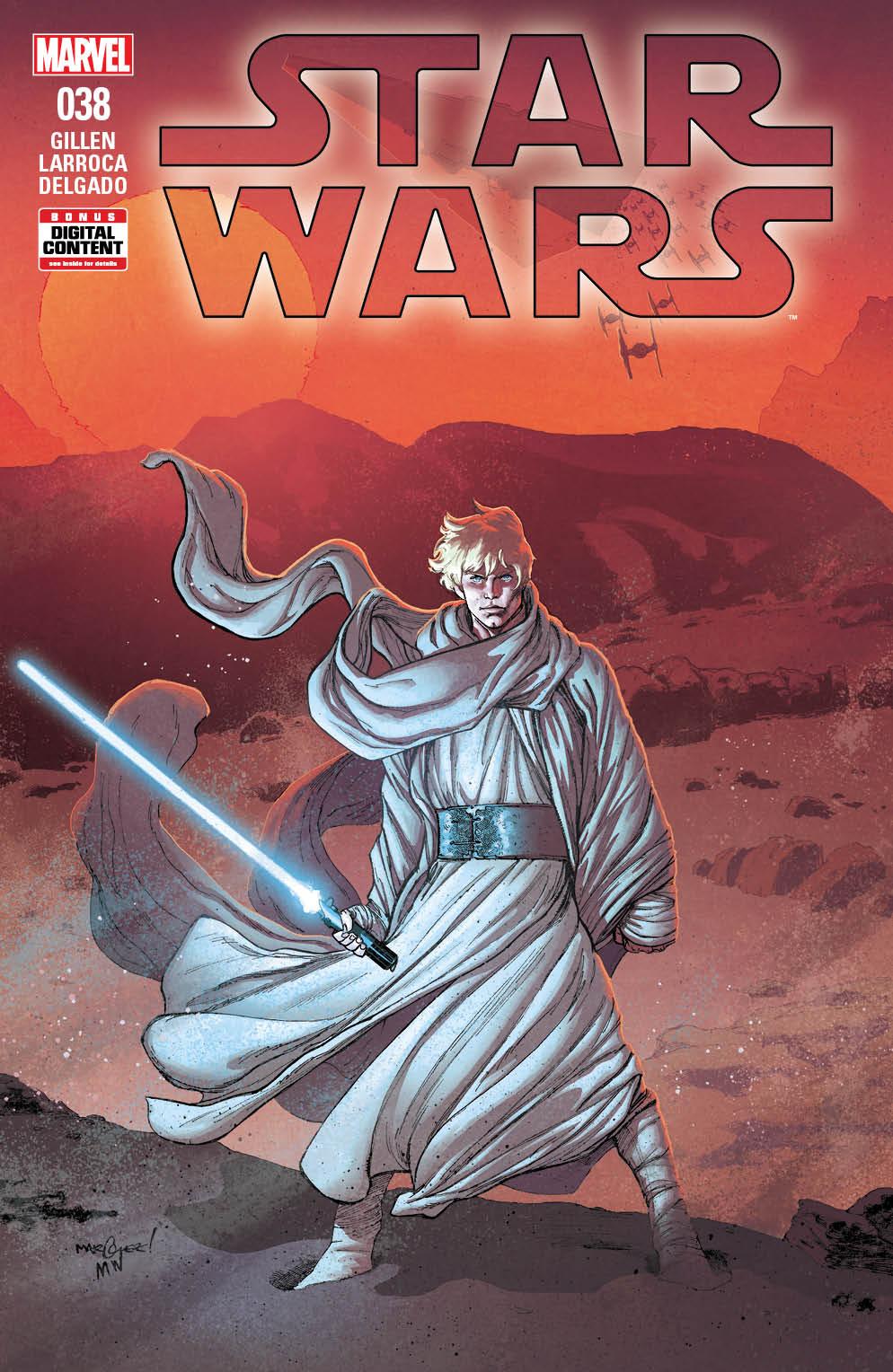 Звёздные войны 38: Пепел Джеды, часть 1