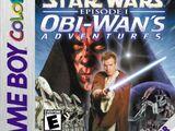 Star Wars Episode I: Obi-Wan's Adventures