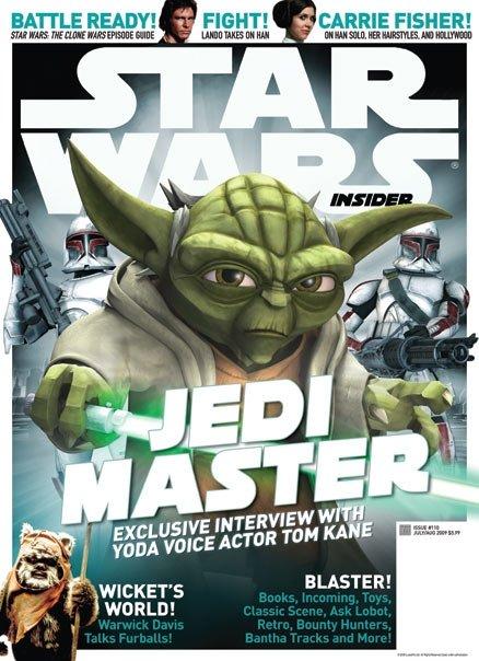 Star Wars Insider 110