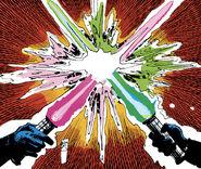 Lightsaber duel RotJ4