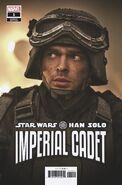 Han Solo Imperial Cadet 1 Movie Var