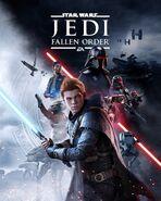 Jedi Fallen Order poster E3