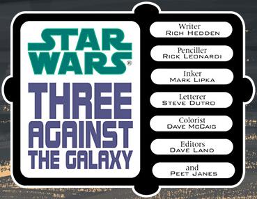 Втроём против Галактики