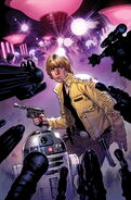 Star Wars 8 Cover