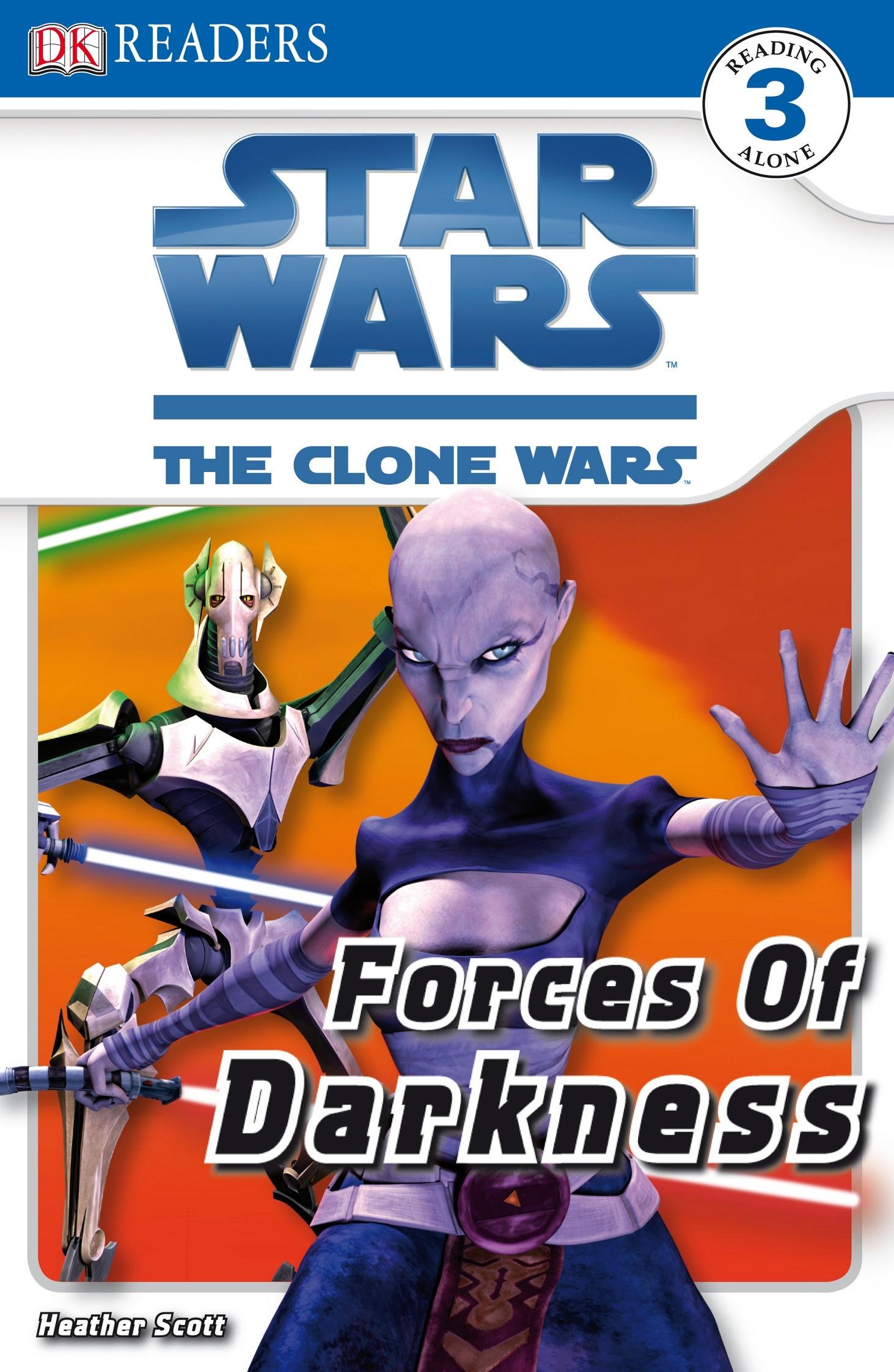 Войны клонов: Силы тьмы