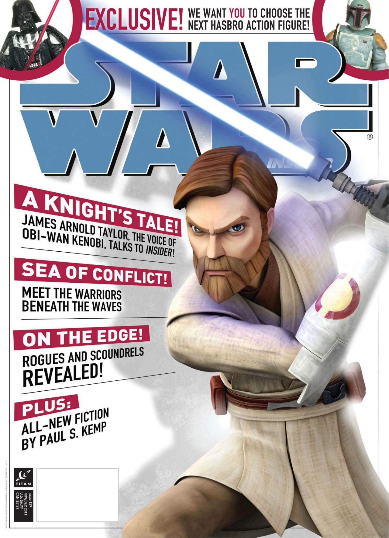 Star Wars Insider 129