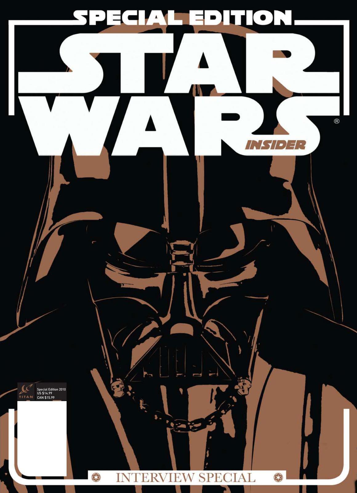 Star Wars Insider Special Edition 2010