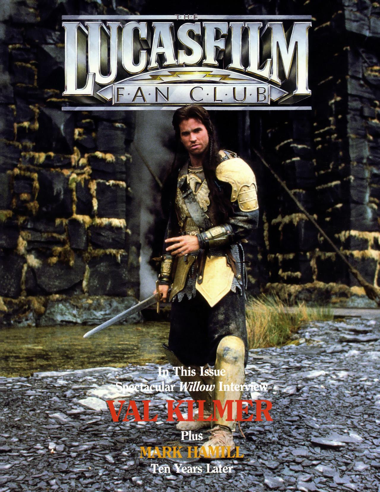 The Lucasfilm Fan Club Magazine 3
