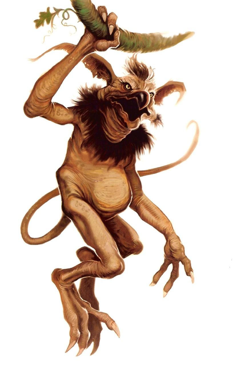 Ковакианские обезьяноящерицы
