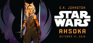 Star Wars Ahsoka banner