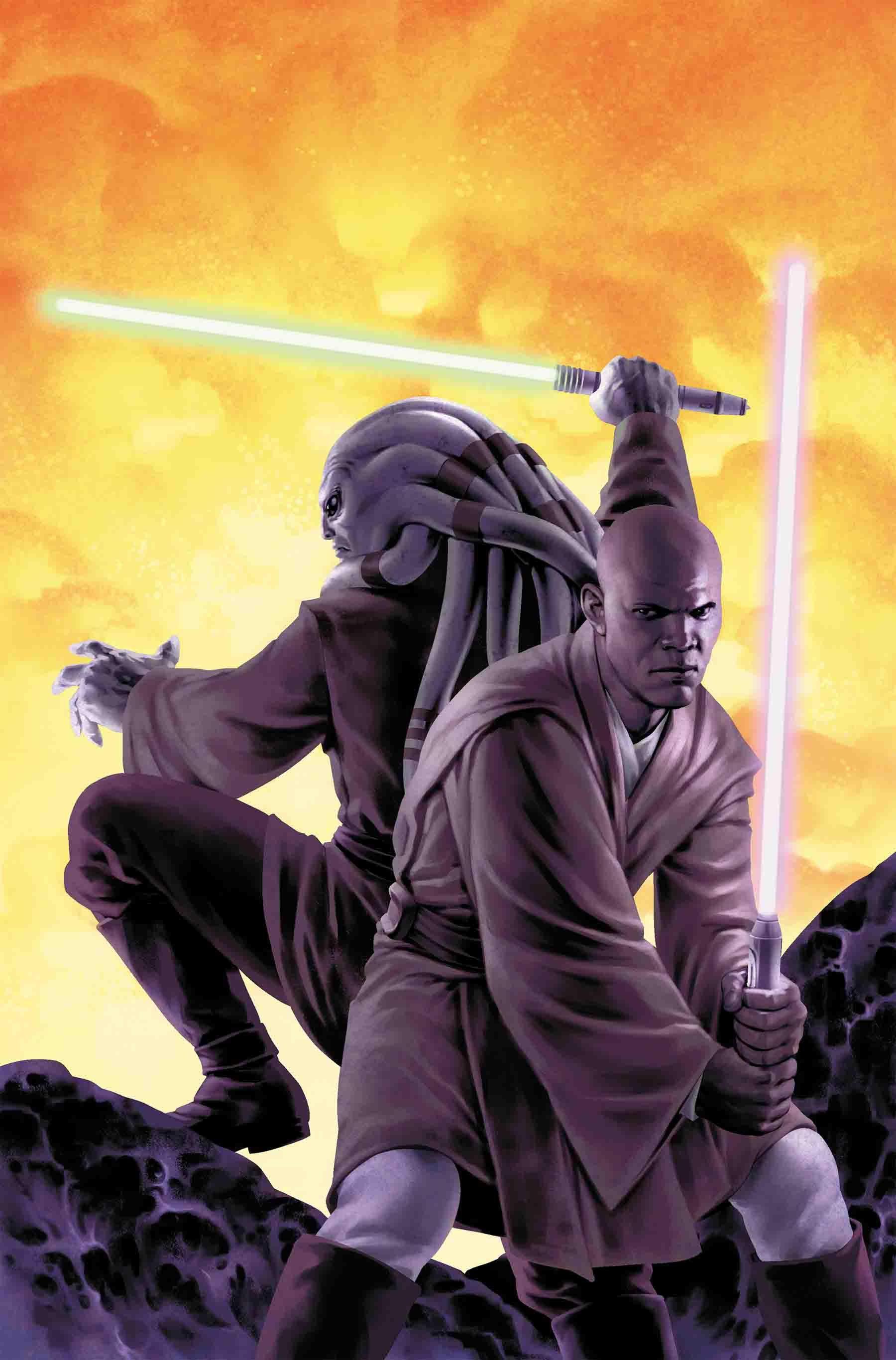Звёздные войны. Джедаи Республики: Мейс Винду, часть 2