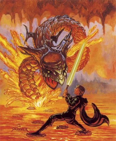 Огненный червь