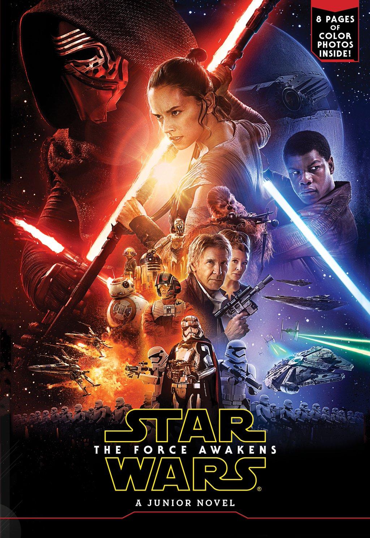 Звёздные войны: Пробуждение Силы (детский роман)