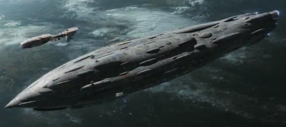 Звёздный крейсер MC85