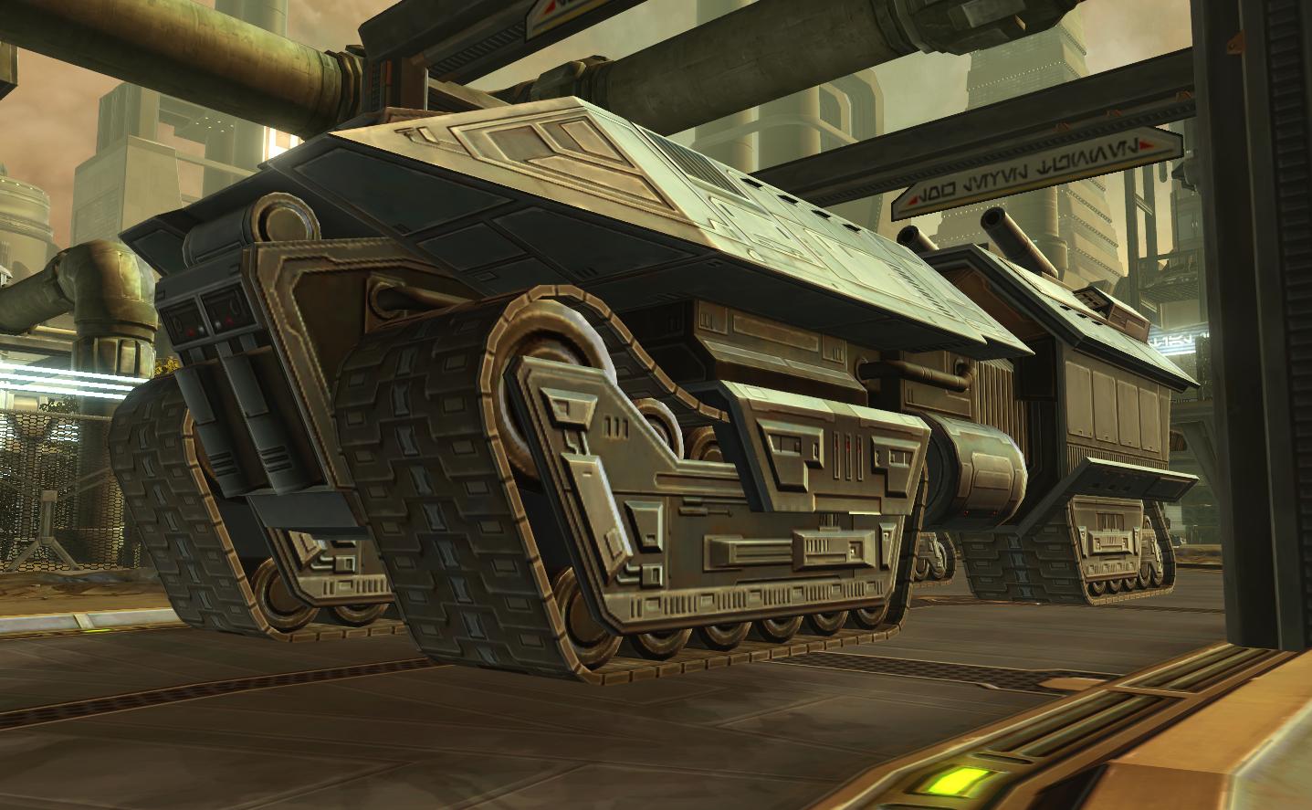 Имперский осадный танк