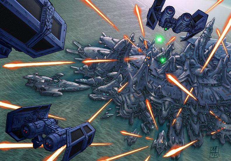 Вторая битва при Мон-Каламари (Галактическая гражданская война)