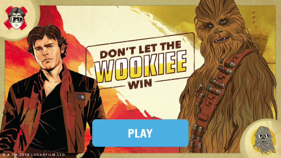 Don't Let The Wookiee Win