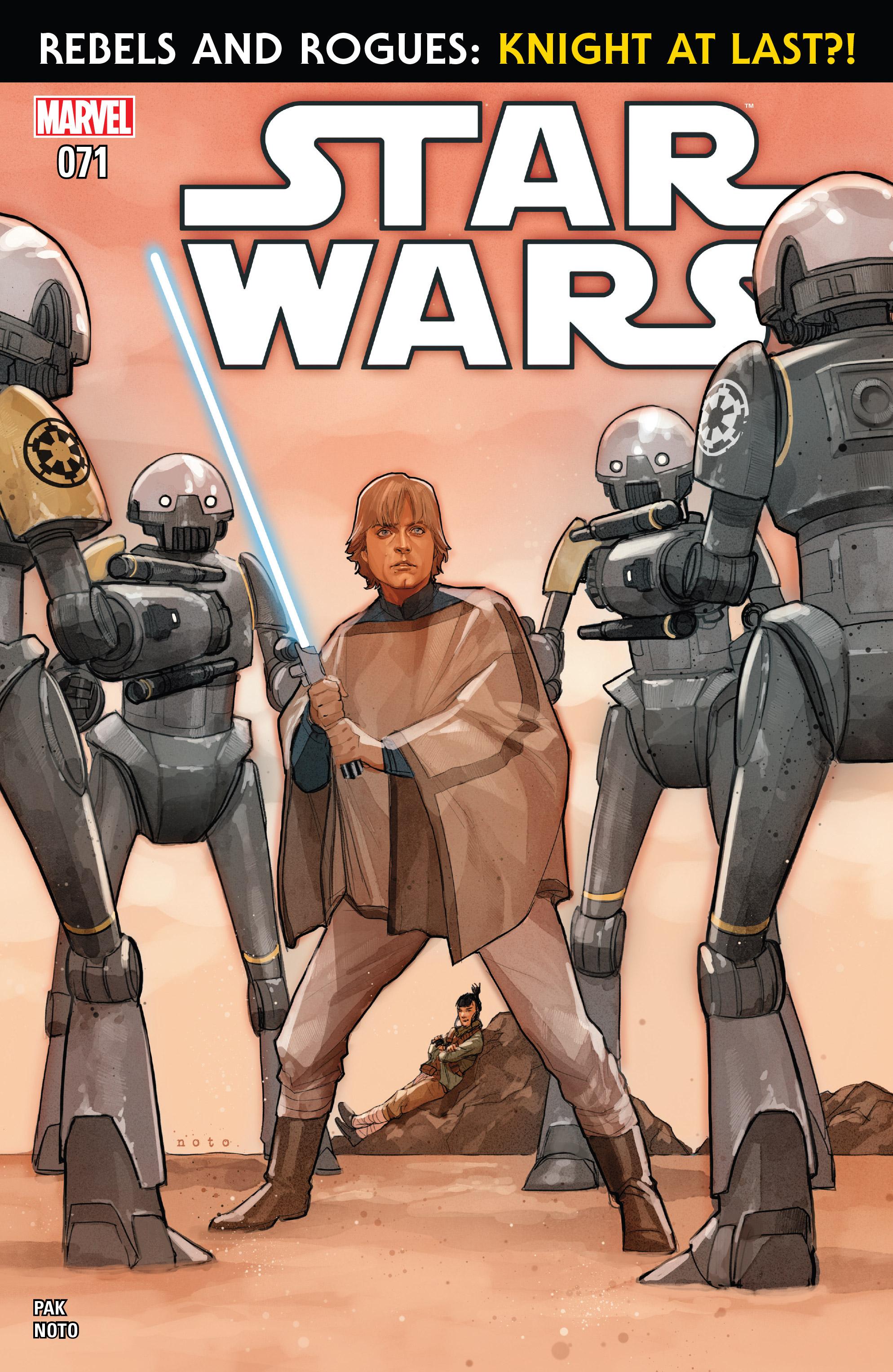 Звёздные войны 71: Мятежники и изгои, часть 4