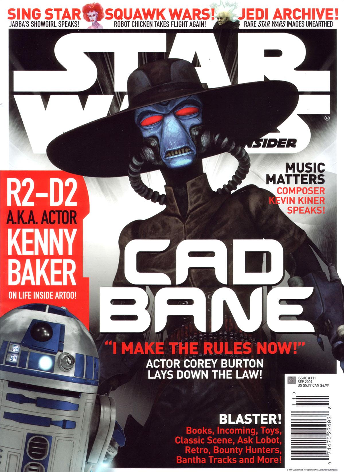 Star Wars Insider 111