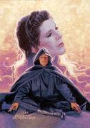 Luke and Leia SWGM8