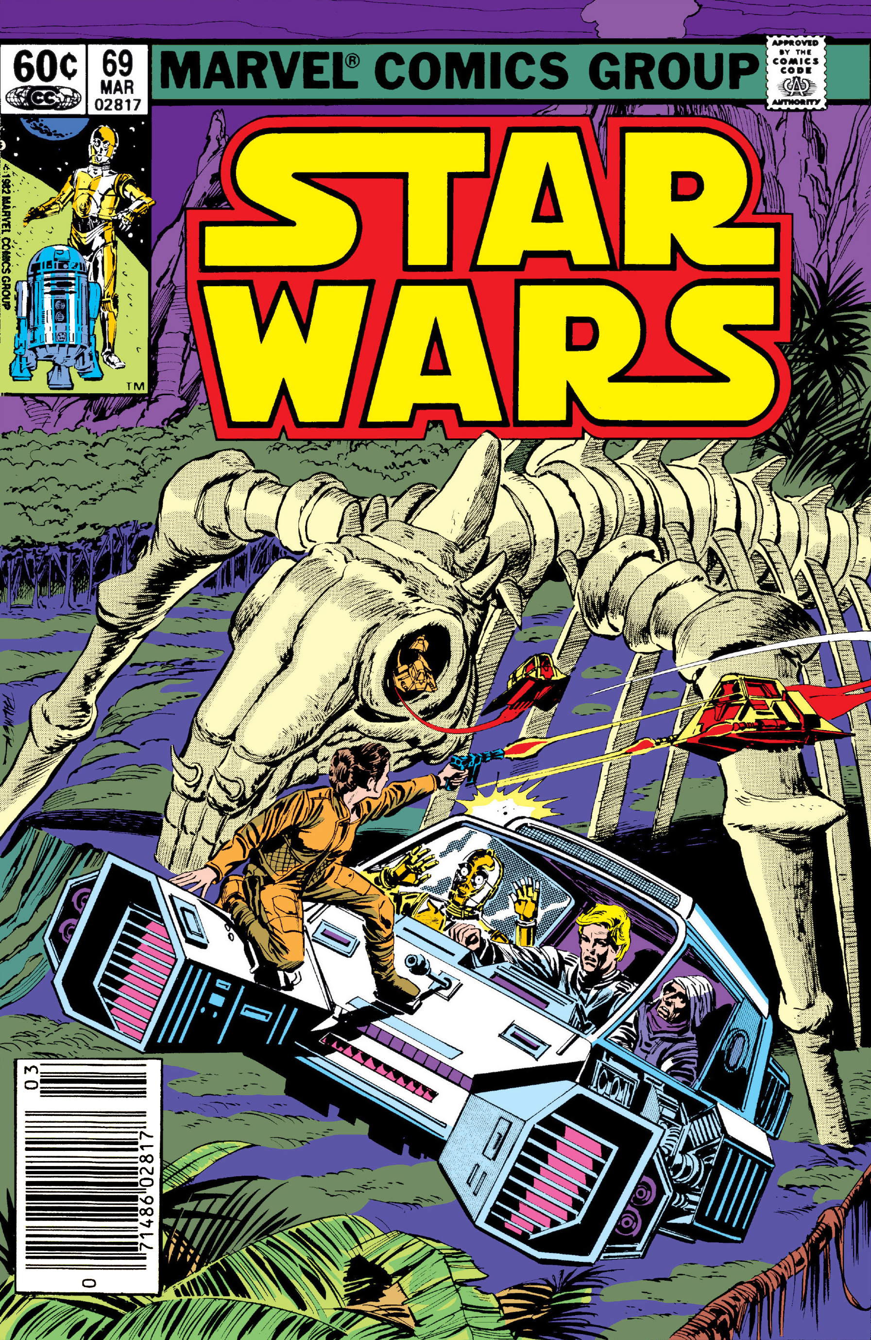Звёздные войны, выпуск 69: Смерть в Городе костей