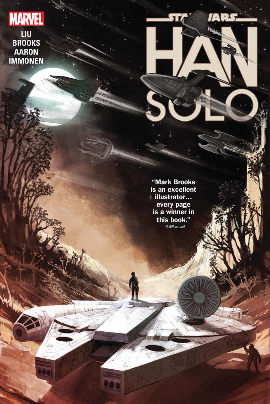 Звёздные войны: Хан Соло (сборник в твёрдом переплёте)