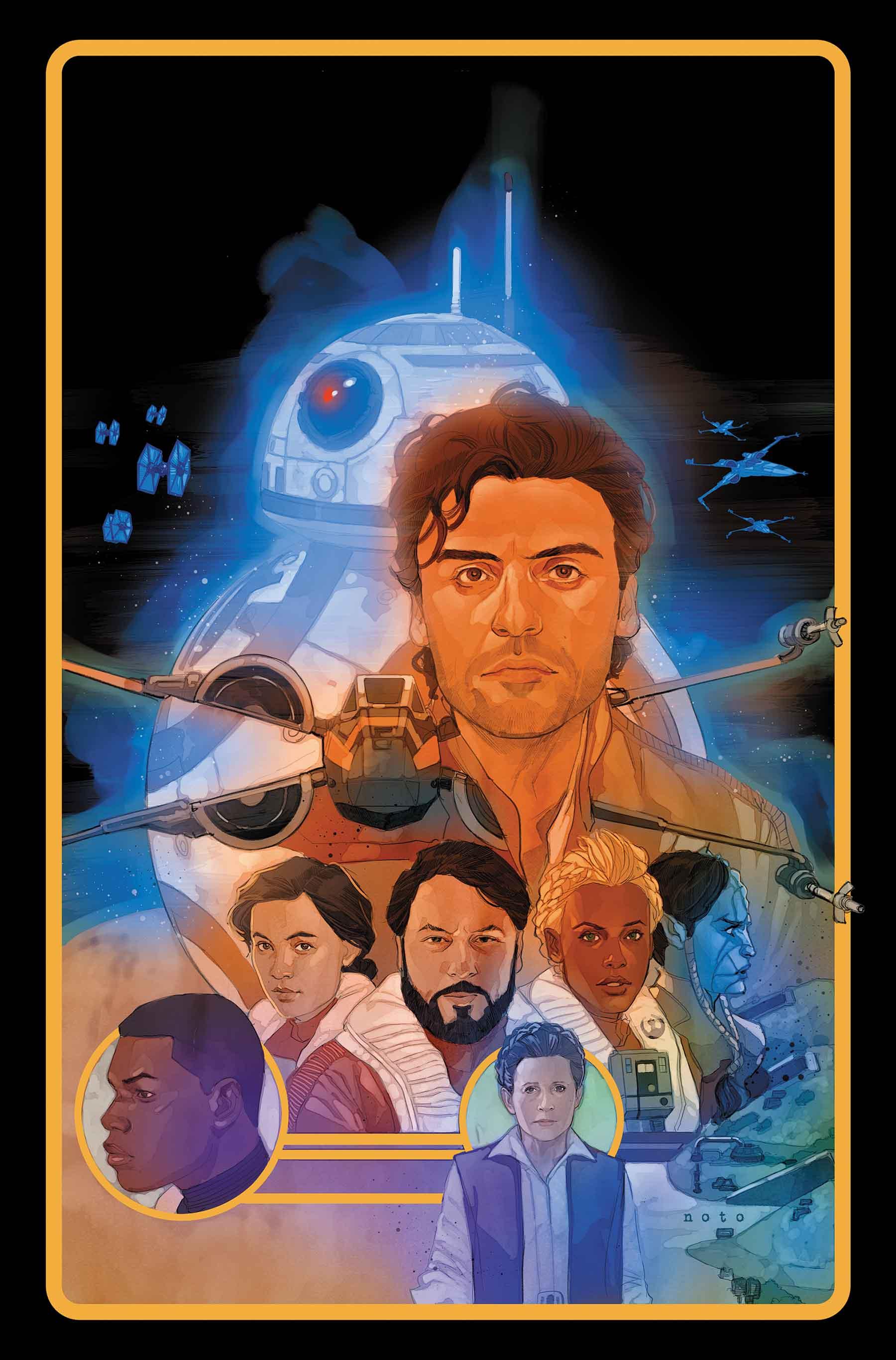 Звёздные войны: По Дэмерон. Книга 7: Пробуждение