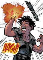 Darovit exploding hand