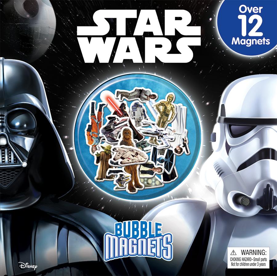 Звёздные войны: Приключения с магнитами