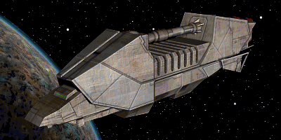 Корабль-балкер