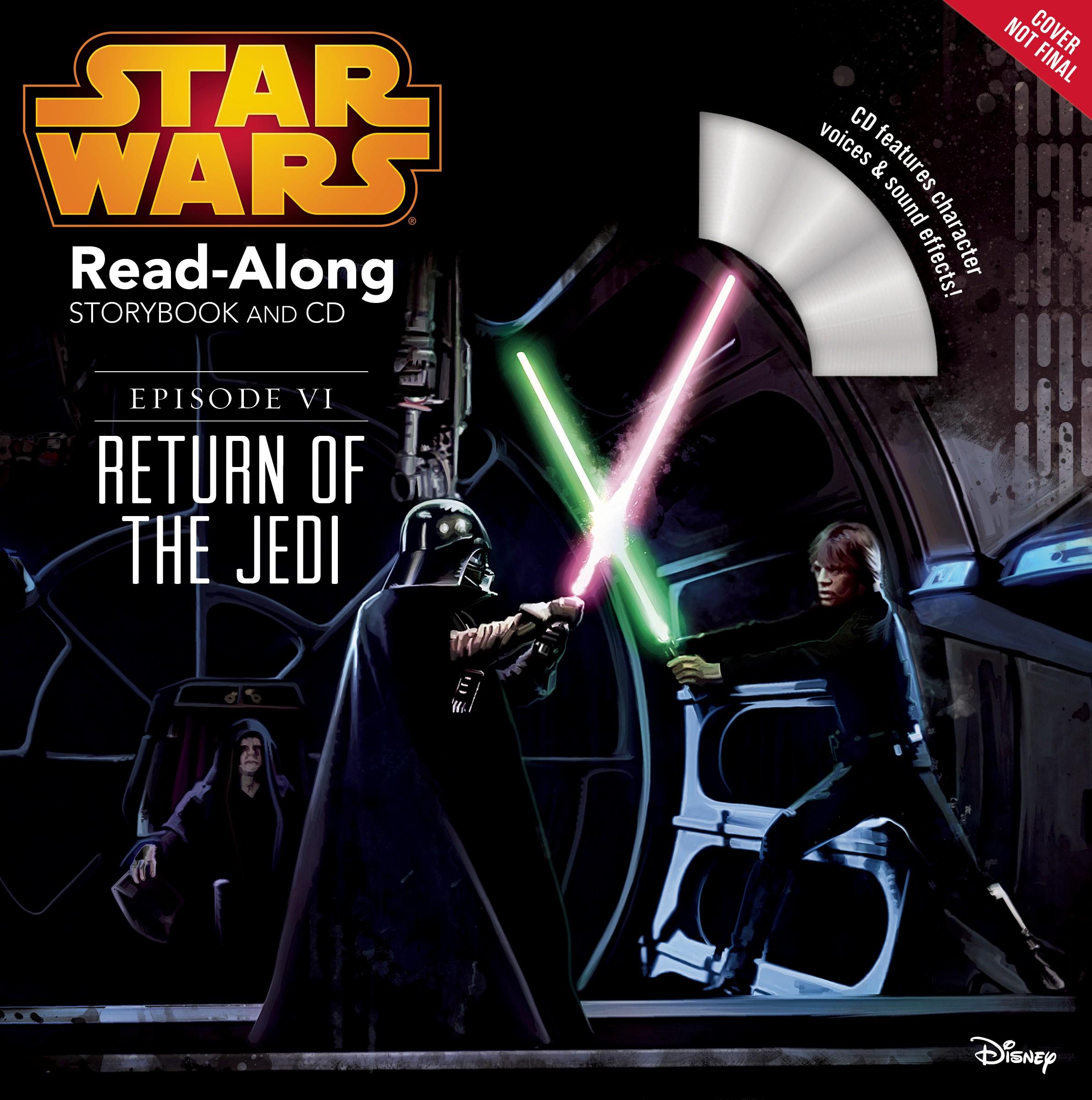 Возвращение джедая (книга и CD)
