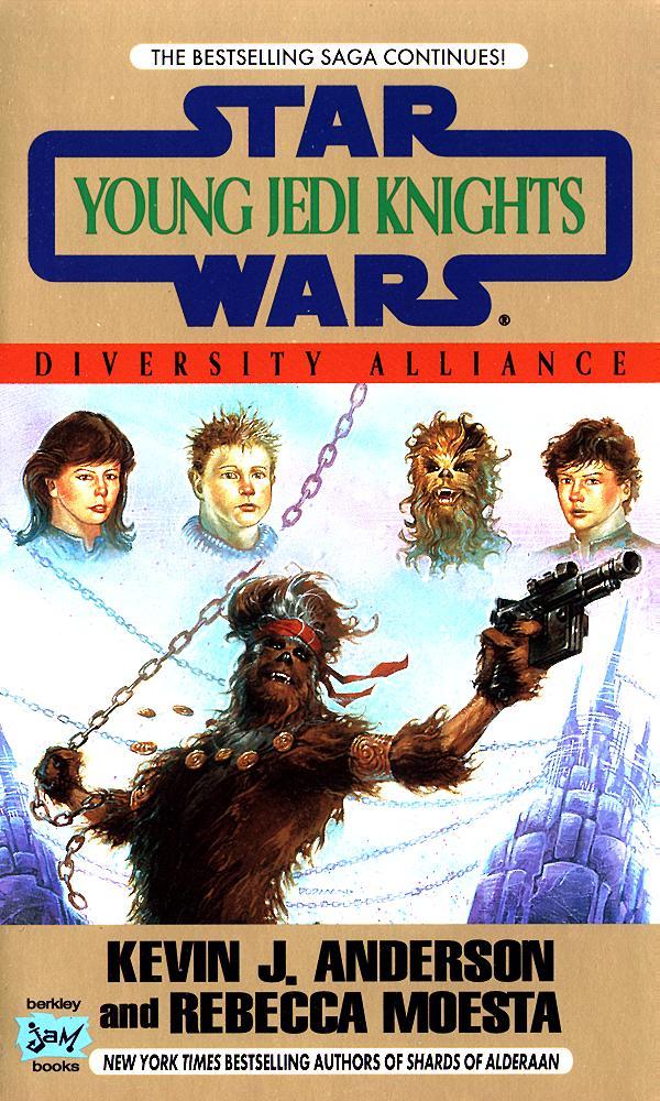 Молодые рыцари-джедаи: Альянс за разнообразие
