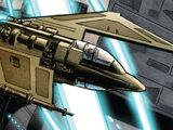Звёздный истребитель типа «Давааб»