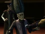 Шпион из Сената
