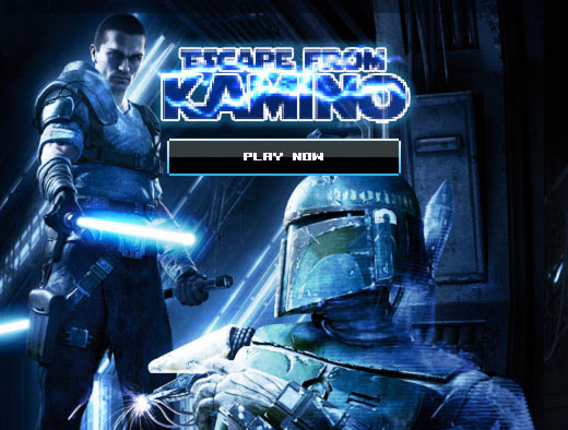Escape from Kamino (видеоигра)