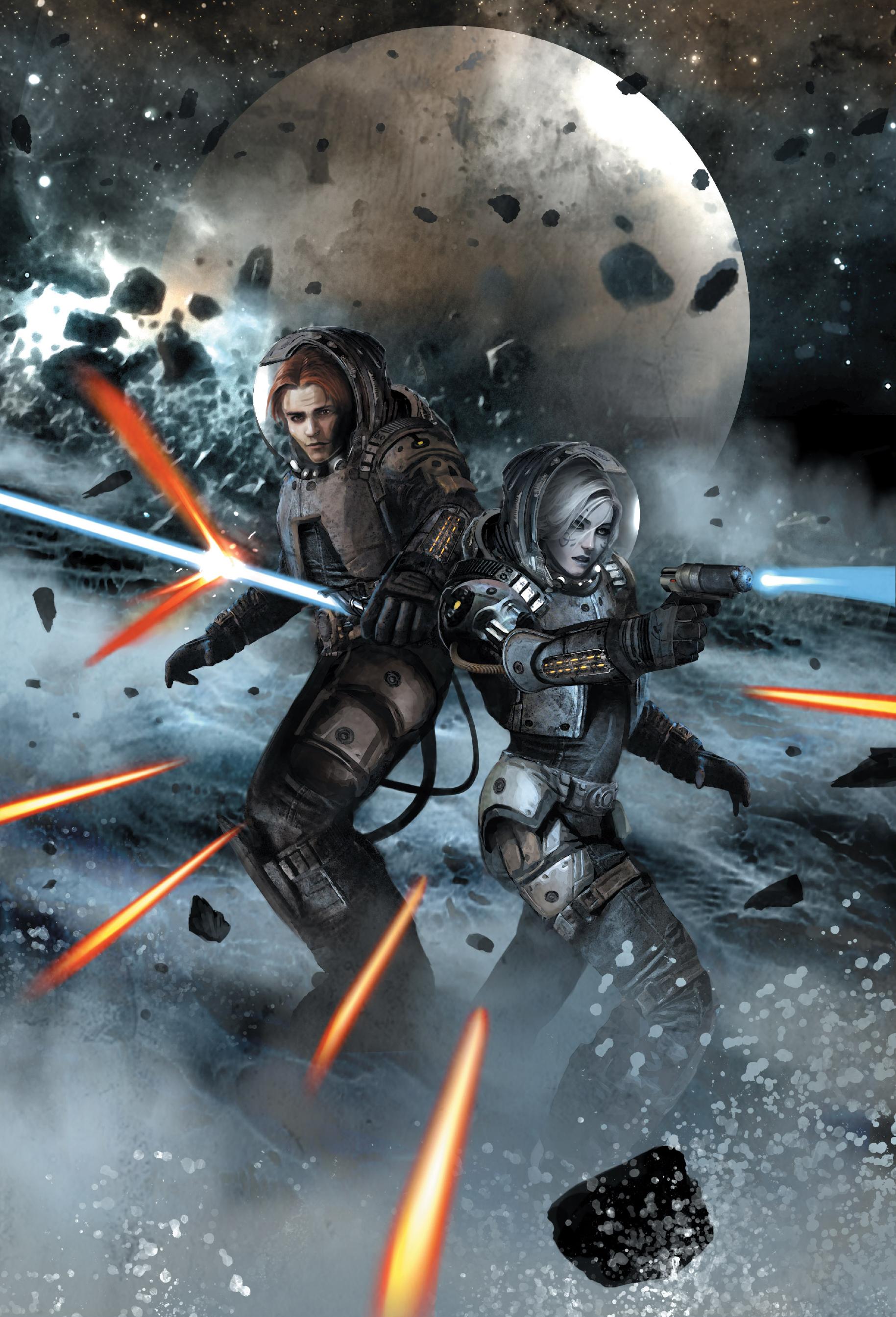 Звёздные войны. Рыцари Старой Республики: Жатва