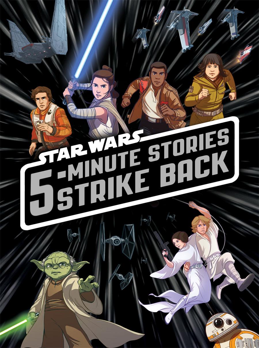 5-минутные истории Звёздных войн наносят ответный удар