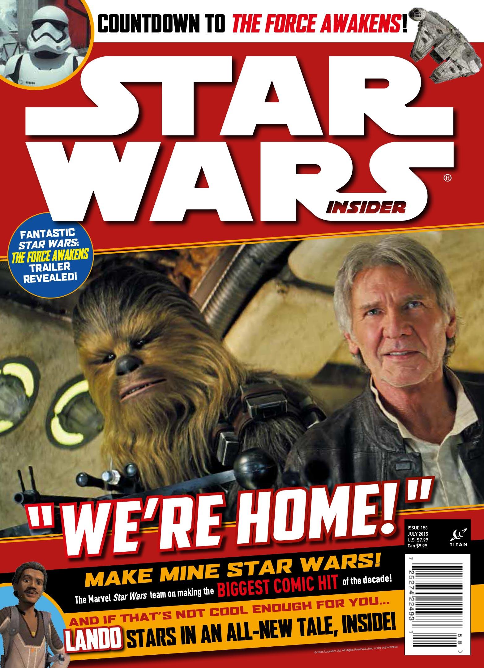 Star Wars Insider 158
