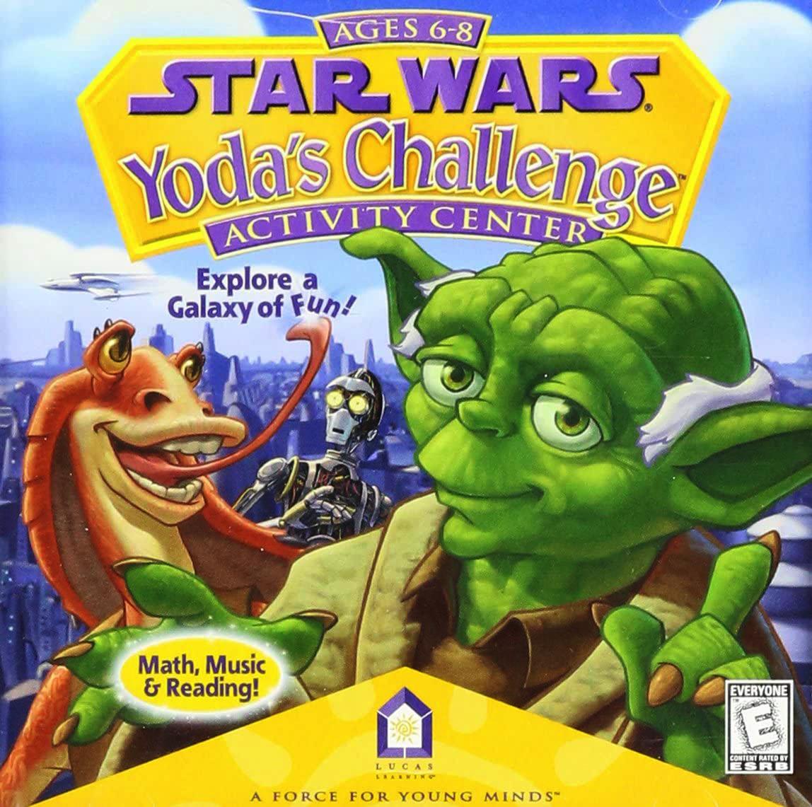 Star Wars: Yoda's Challenge Activity Center