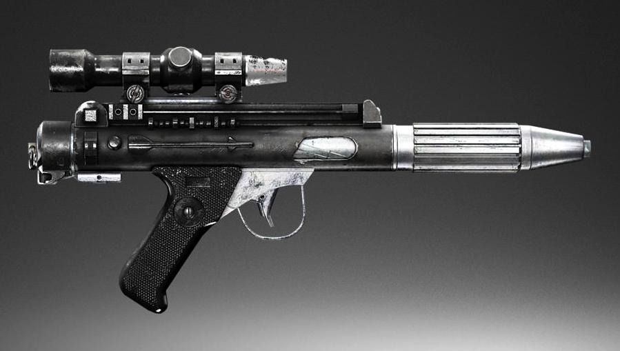 Бластерный пистолет/Канон