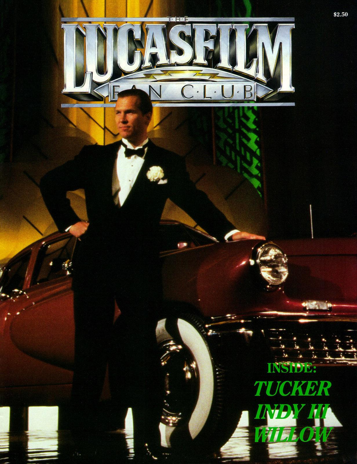 The Lucasfilm Fan Club Magazine 5