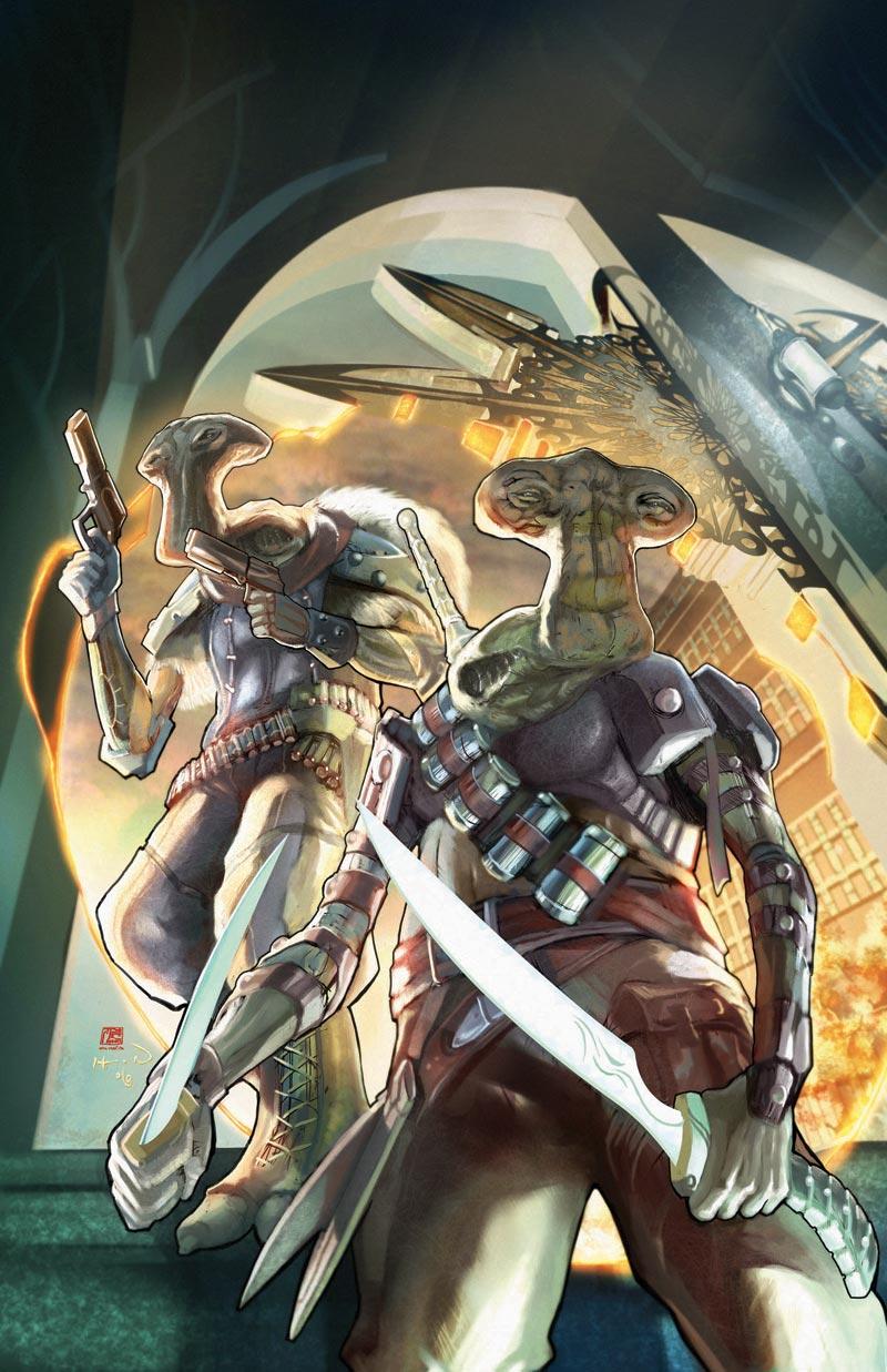 Звёздные войны. Рыцари Старой Республики: Воссоединение
