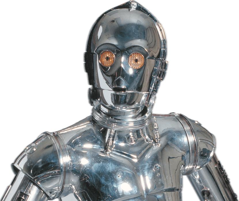 Протокольный дроид серии TC/Канон