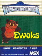 Wicket el Ewok cover